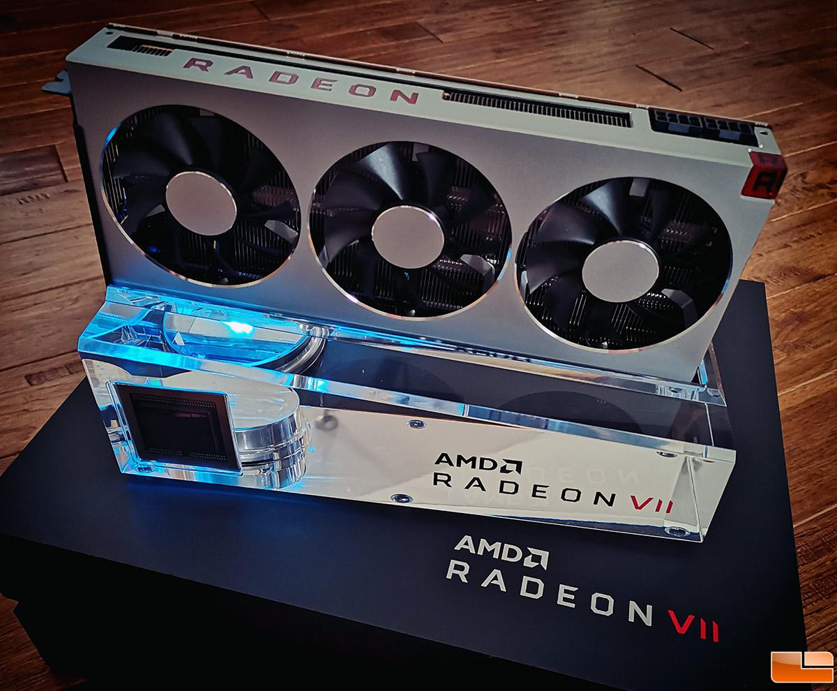 Worlds First 7nm Gaming GPU  Radeon 7 Graphics Card  AMD