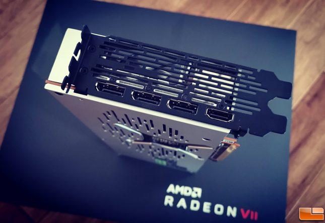 Radeon Vii Video Outputs