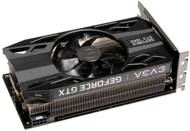 EVGA GTX 1660 Black Edition