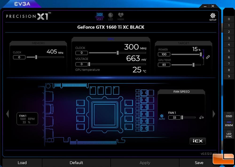 Evga Precision X1 Gtx
