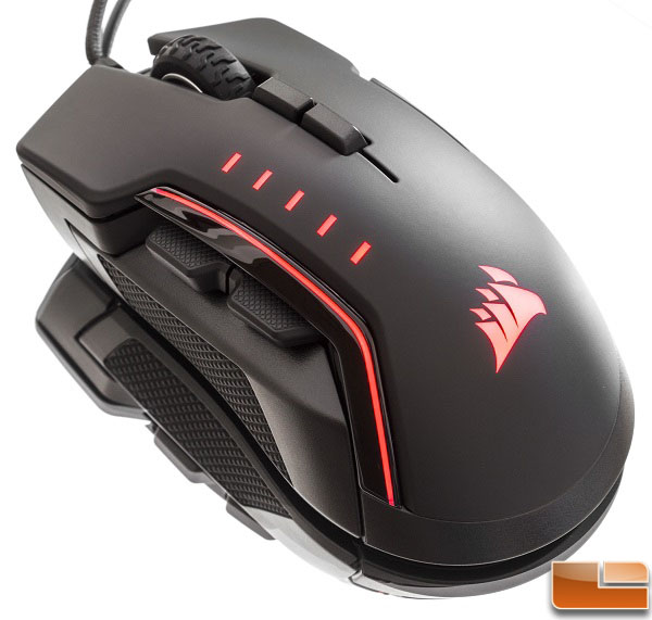Corsair Glaive RGB Pro Gaming Mouse Review - Page 3 of 3 - Legit Reviews