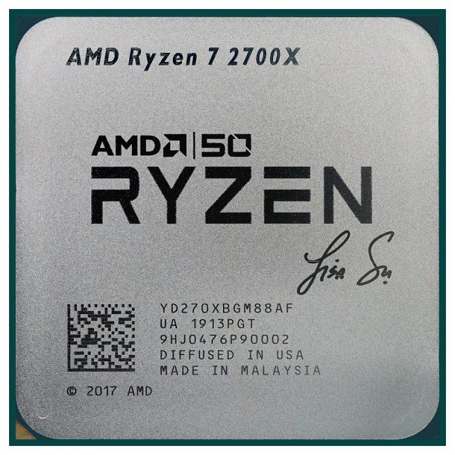 Ryzen 2700x AMD50 signature