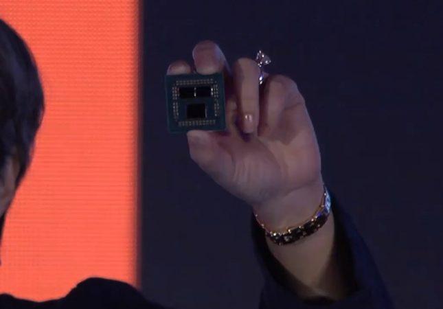 AMD Ryzen 9 - Two Chiplets