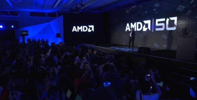 AMD Keynote Computex 2019