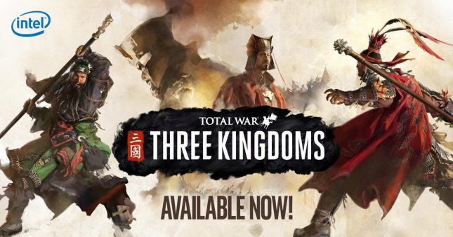 Intel Three Kingdoms Launch Drivers