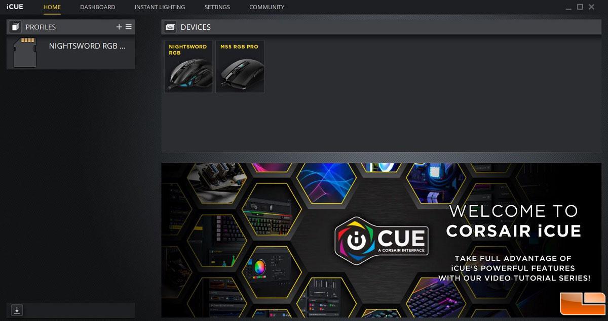 Corsair Nightsword RGB Gaming Mouse Review - Page 2 of 3 - Legit Reviews
