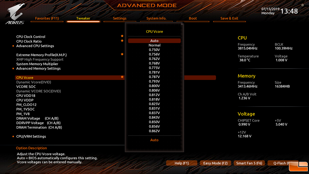 AMD Ryzen 9 3900X 12-Core CPU Undervolted to 1 00V - Legit Reviews