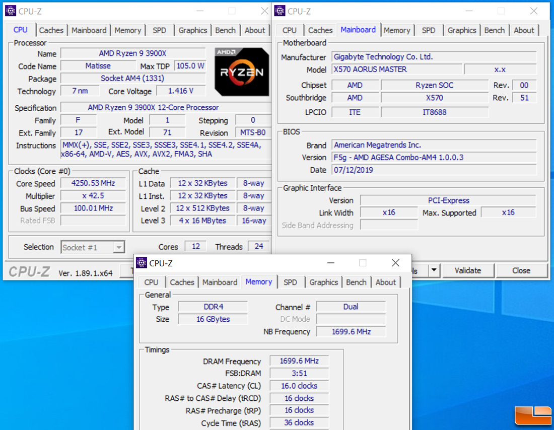 AMD Ryzen 7 3700X and Ryzen 9 3900X CPU Review - Page 2 of 11